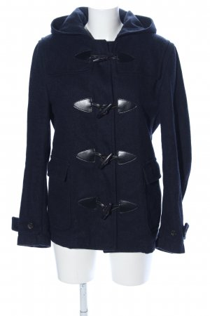 Comme des Garçons Duffel Coat blue casual look