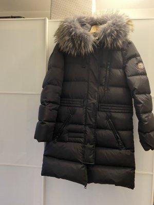 Como Down Jacket black