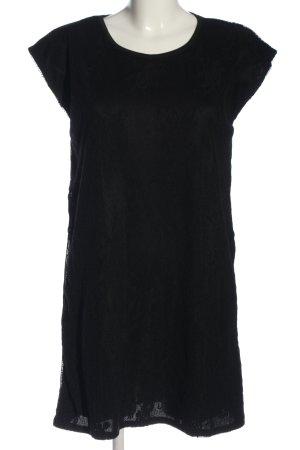 Compañia Fantastica Spitzenkleid schwarz Casual-Look