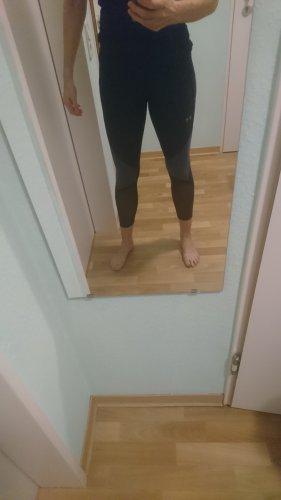 Under armour Pantalone da ginnastica nero-viola