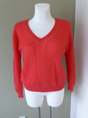 Comptoir des Cotoniers kuscheliger Pulli in Mohnrot Gr M