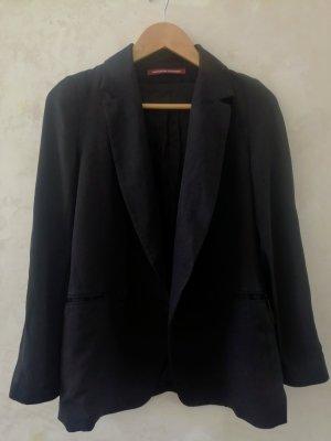 Comptoir des Cotonniers Veste de smoking noir
