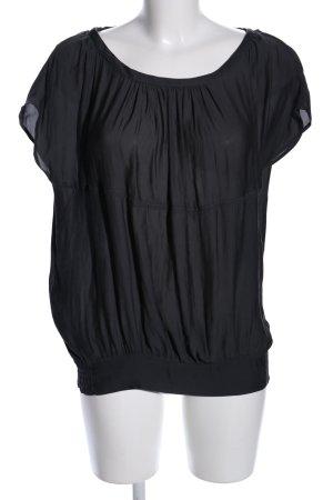 Comptoir des Cotonniers ärmellose Bluse schwarz Casual-Look