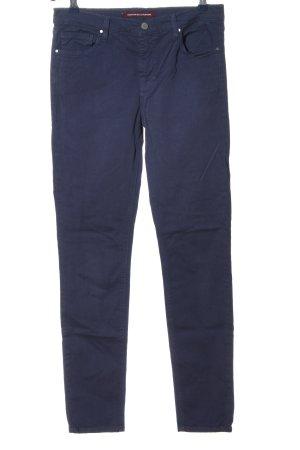 Comptoir des Cotonniers Pantalon cinq poches bleu style décontracté