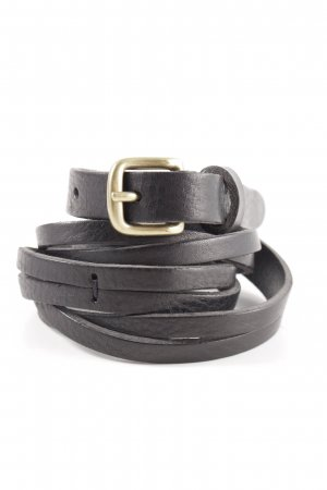 Comptoir des Cotonniers Braided Belt black casual look
