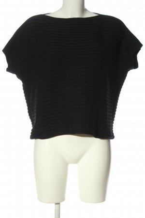 Comptoir des Cotonniers Short Sleeve Sweater black casual look