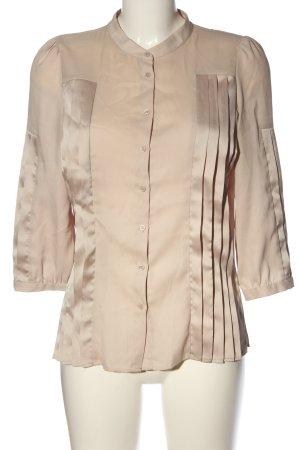 Comptoir des Cotonniers Hemd-Bluse hellgrau Business-Look