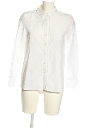 Comptoir des Cotonniers Hemd-Bluse weiß Business-Look