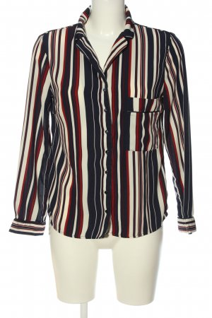Comptoir des Cotonniers Hemd-Bluse Streifenmuster Business-Look