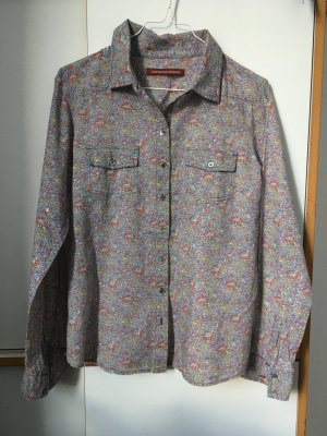 Comptoir des Cotonniers Hemd-Bluse mit Muster