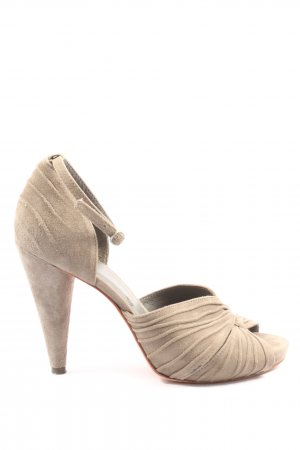 Comptoir des Cotonniers High Heel Sandaletten creme Elegant