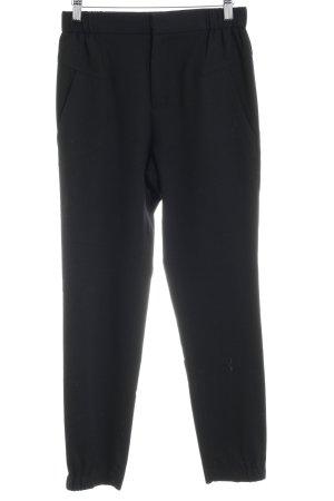 Comptoir des Cotonniers High-Waist Hose schwarz Elegant