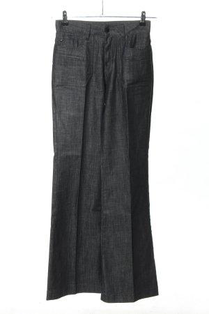Comptoir des Cotonniers Jeans a vita alta grigio chiaro stile professionale