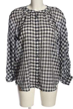 Comptoir des Cotonniers Lumberjack Shirt light grey-white allover print