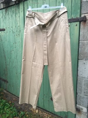 Comptoir des Cotonniers Pleated Trousers oatmeal