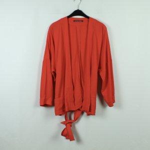 Comptoir des Cotonniers Giacca taglie forti rosso Viscosa