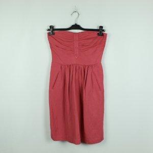 COMPTOIR DES COTONNIERS  Kleid Gr. 36 pink Bandeau (20/10/004*)