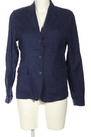 Comptoir des Cotonniers Korte blazer blauw zakelijke stijl