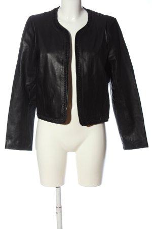 Comptoir des Cotonniers Blazer corto nero stile casual