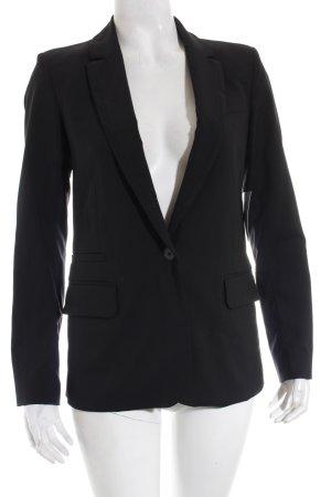 Comptoir des Cotonniers Korte blazer zwart elegant