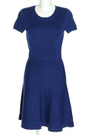 Comptoir des Cotonniers Kurzarmkleid blau Casual-Look