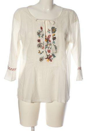 Comptoir des Cotonniers Camicetta a maniche lunghe motivo floreale stile casual
