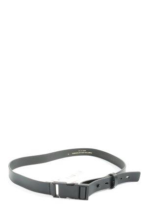 Comptoir des Cotonniers Cintura in ecopelle nero stile casual