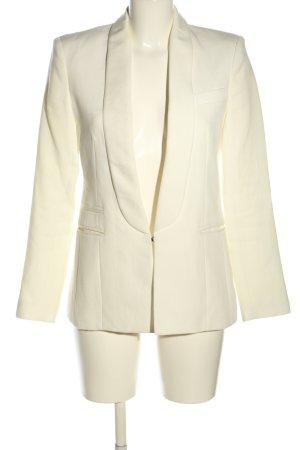 Comptoir des Cotonniers Long-Blazer weiß Casual-Look