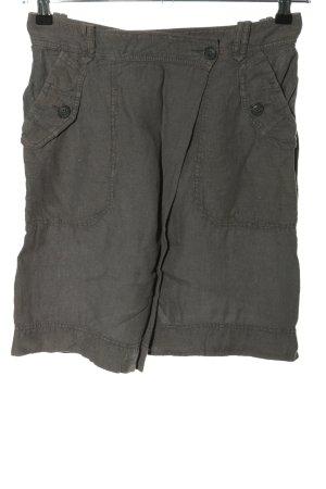 Comptoir des Cotonniers Gonna midi grigio chiaro stile casual