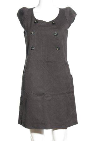 Comptoir des Cotonniers Mini Dress black flecked business style