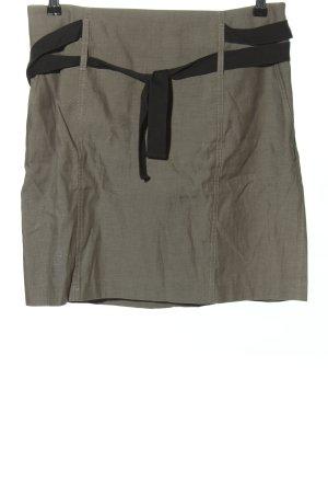 Comptoir des Cotonniers Minigonna nero-grigio chiaro stile casual