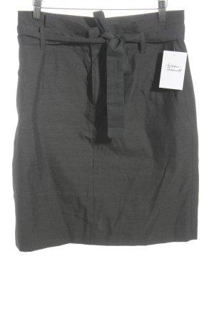 Comptoir des Cotonniers Minirock schwarz meliert Elegant