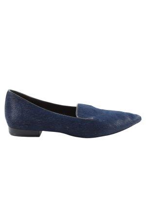 Comptoir des Cotonniers Slip-on Shoes blue casual look