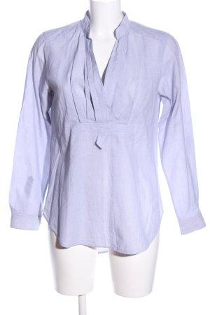 Comptoir des Cotonniers Schlupf-Bluse lila Casual-Look