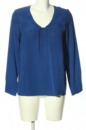 Comptoir des Cotonniers Schlupf-Bluse blau Casual-Look