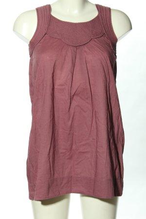 Comptoir des Cotonniers Camicia a tunica rosa stile casual