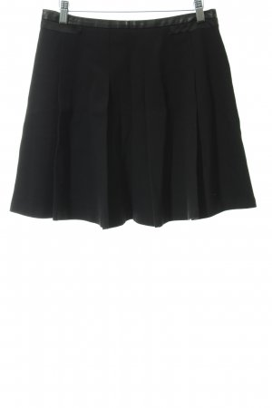 Comptoir des Cotonniers Skaterska spódnica czarny W stylu casual