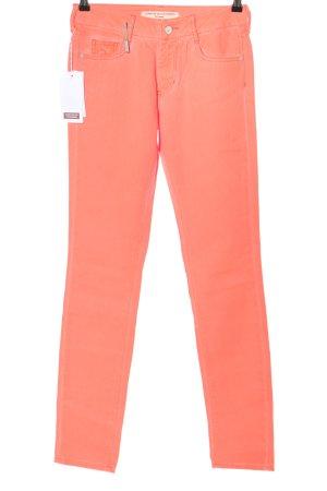 Comptoir des Cotonniers Skinny Jeans light orange casual look