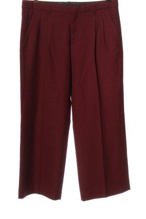 Comptoir des Cotonniers Jersey Pants red business style