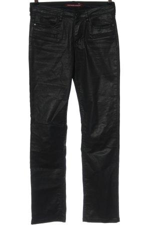 Comptoir des Cotonniers Pantalone jersey nero stile casual