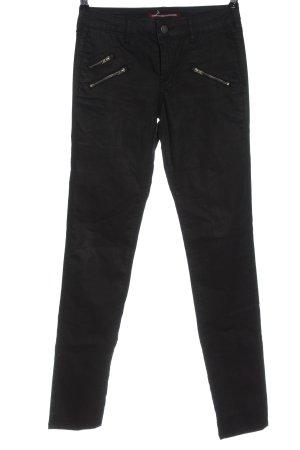 Comptoir des Cotonniers Stretch Trousers black casual look