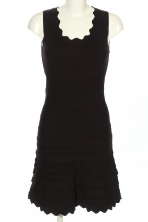 Comptoir des Cotonniers Sukienka ze stretchu czarny W stylu casual