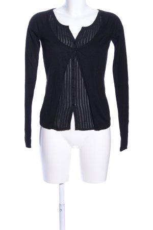 Comptoir des Cotonniers Cardigan black casual look
