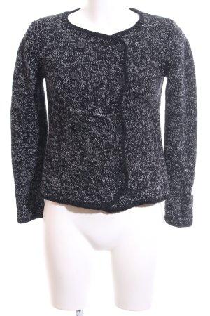 Comptoir des Cotonniers Cardigan light grey-black flecked casual look