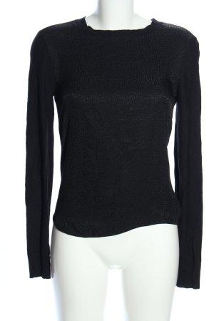 Comptoir des Cotonniers Sweatshirt zwart casual uitstraling