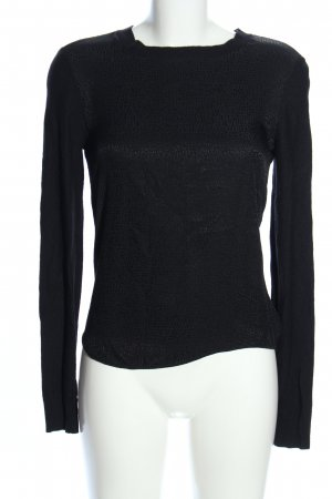 Comptoir des Cotonniers Sweatshirt schwarz Elegant