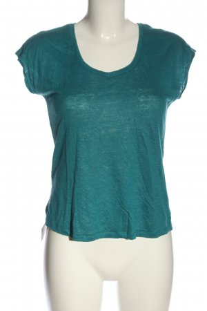 Comptoir des Cotonniers T-Shirt türkis Casual-Look