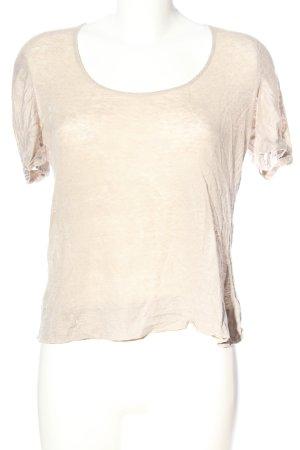 Comptoir des Cotonniers T-shirt bianco sporco stile casual