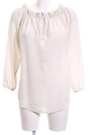 Comptoir des Cotonniers Transparent Blouse natural white casual look