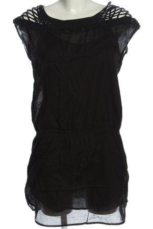 Comptoir des Cotonniers Blusa a tunica nero stile casual